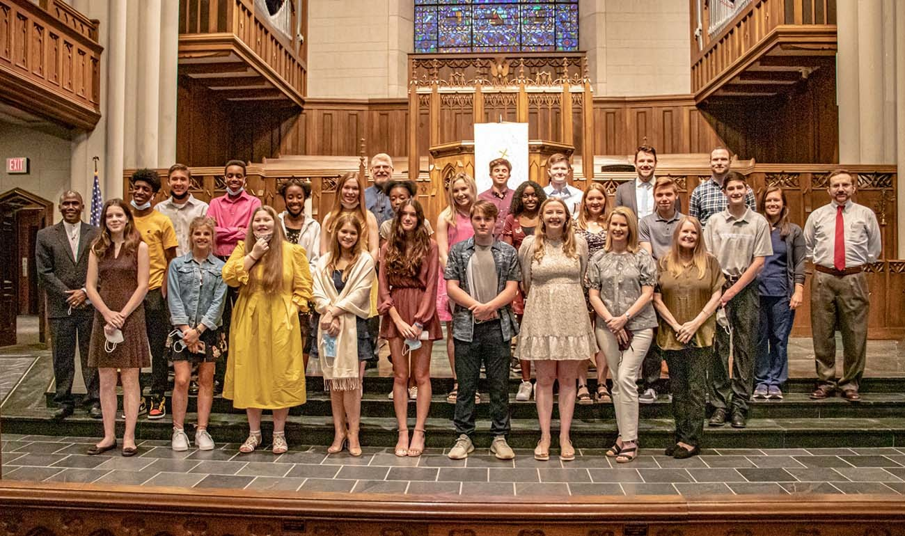 Youth Confirmands 2021