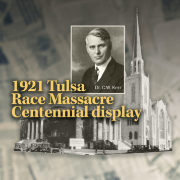 First Church chronicles the 1921 Tulsa Race Massacre