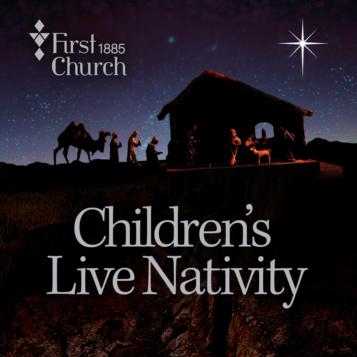 Christmas Eve Nativity Registration 2021